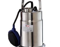 Bomba Sumergible Motorarg SD Inox 400